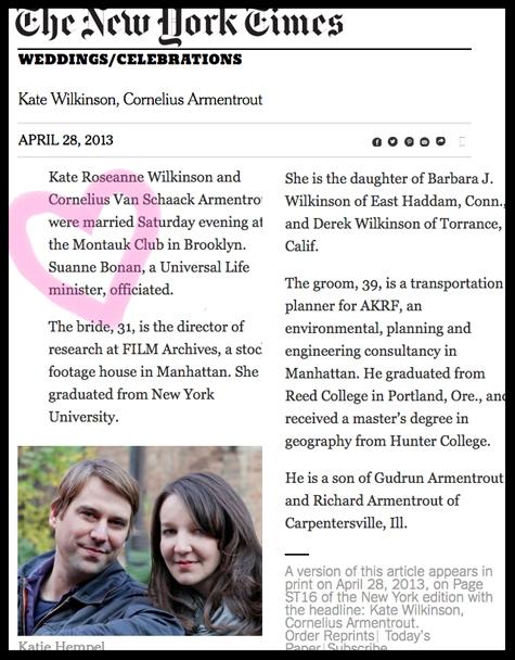 Kate Wilkinson and Cornelius Van - New York Times Weddings.jpg