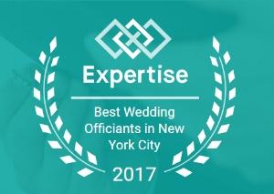 Expertise-best wedding officiants in New York City 2017.jpg