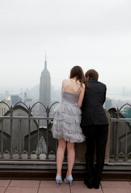 Chloe and Ian Wedding
