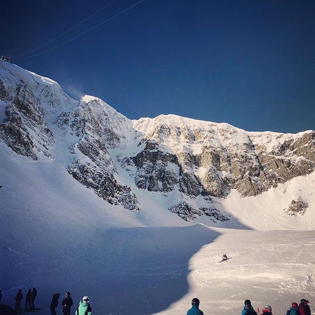 #lonepeak #bigsky #montana #snowboarding