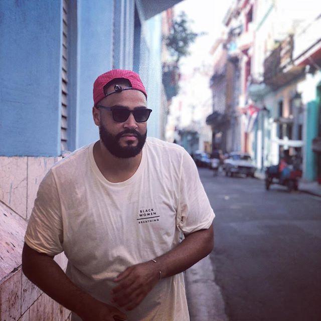The homie @somuchgreen en La Habana Vieja #supremenewyork