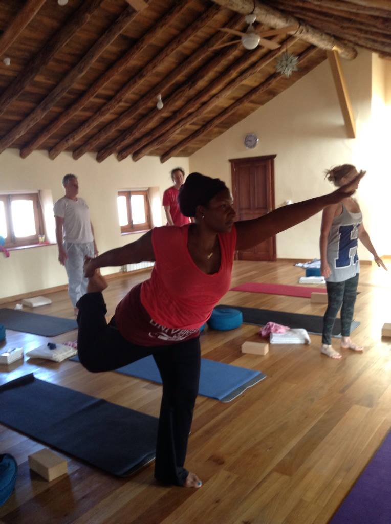 Suryalila Retreat Centre, Cadiz, Spain 2013