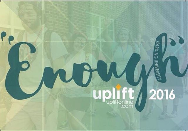 Tell ya parents. Tell ya youth ministers. Cause registration is open 😎  www.upliftonline.com