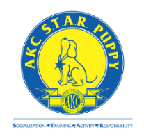 AKC S.T.A.R Puppy