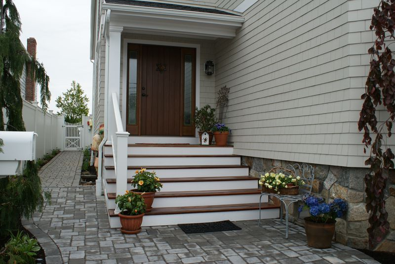 Create Stairs and Doorway - After
