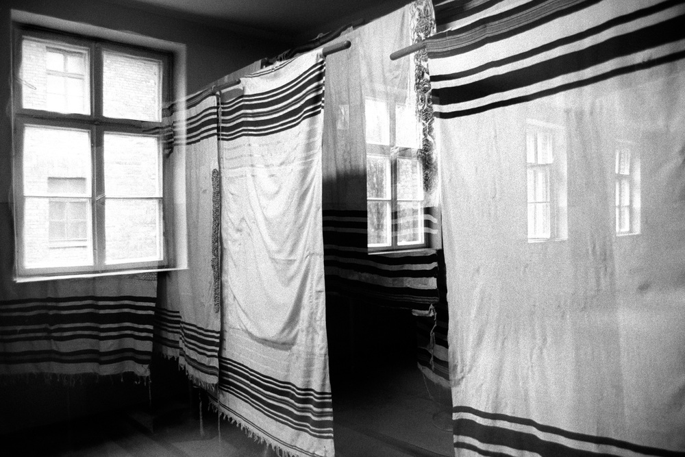 Prayer Shawls (Tallit)