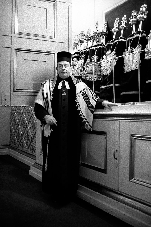 Rabbi Bent Melchior
