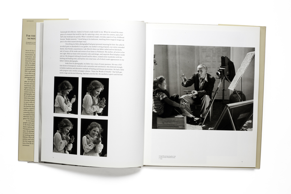 For The Love of It:    The Photography of Irving Bennett Ellis    Pages 14-15