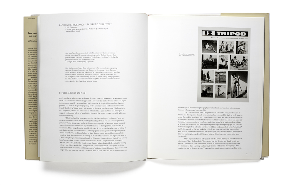 For The Love of It:    The Photography of Irving Bennett Ellis    Pages 24-25