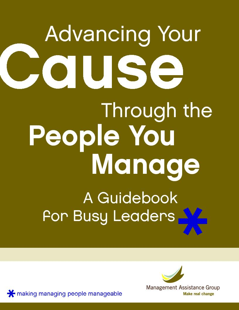MAG -- Advancing Your Cause Through the People You Manage - Cover.jpg