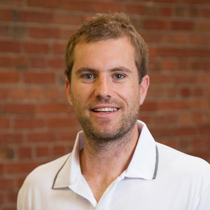 Shane O'Sullivan – Physiotherapist