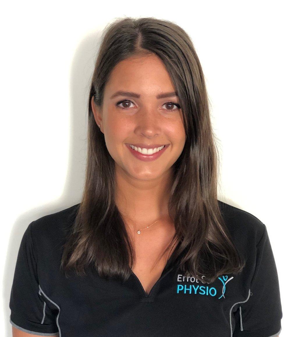 Emily Sayers - Physiotherapist