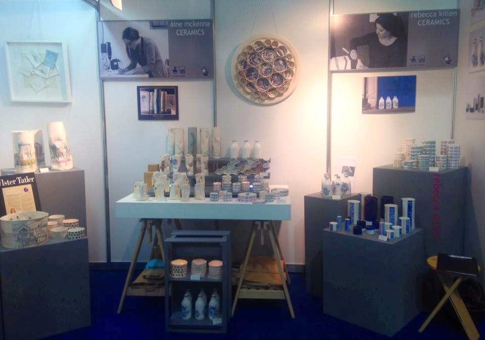 Stand Share with Aine McKenna Ceramics