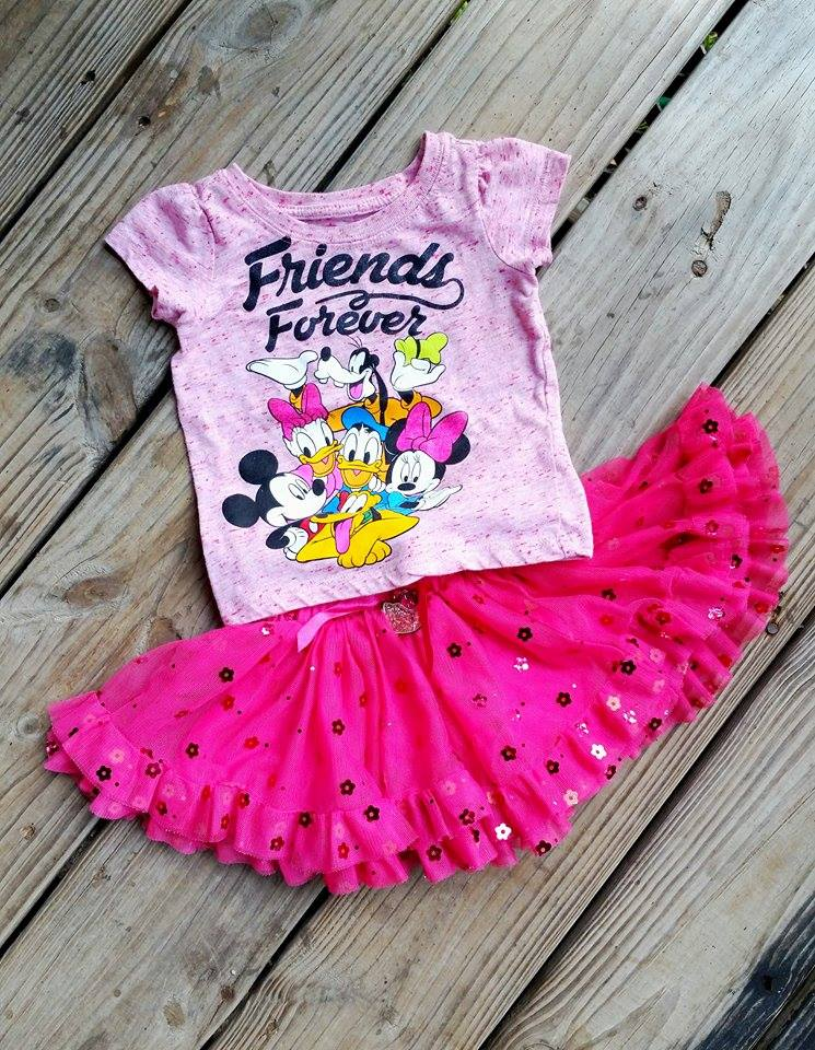- This tutu skirt was originally only at Macy's by Hello Kitty and it is super fluffy!!