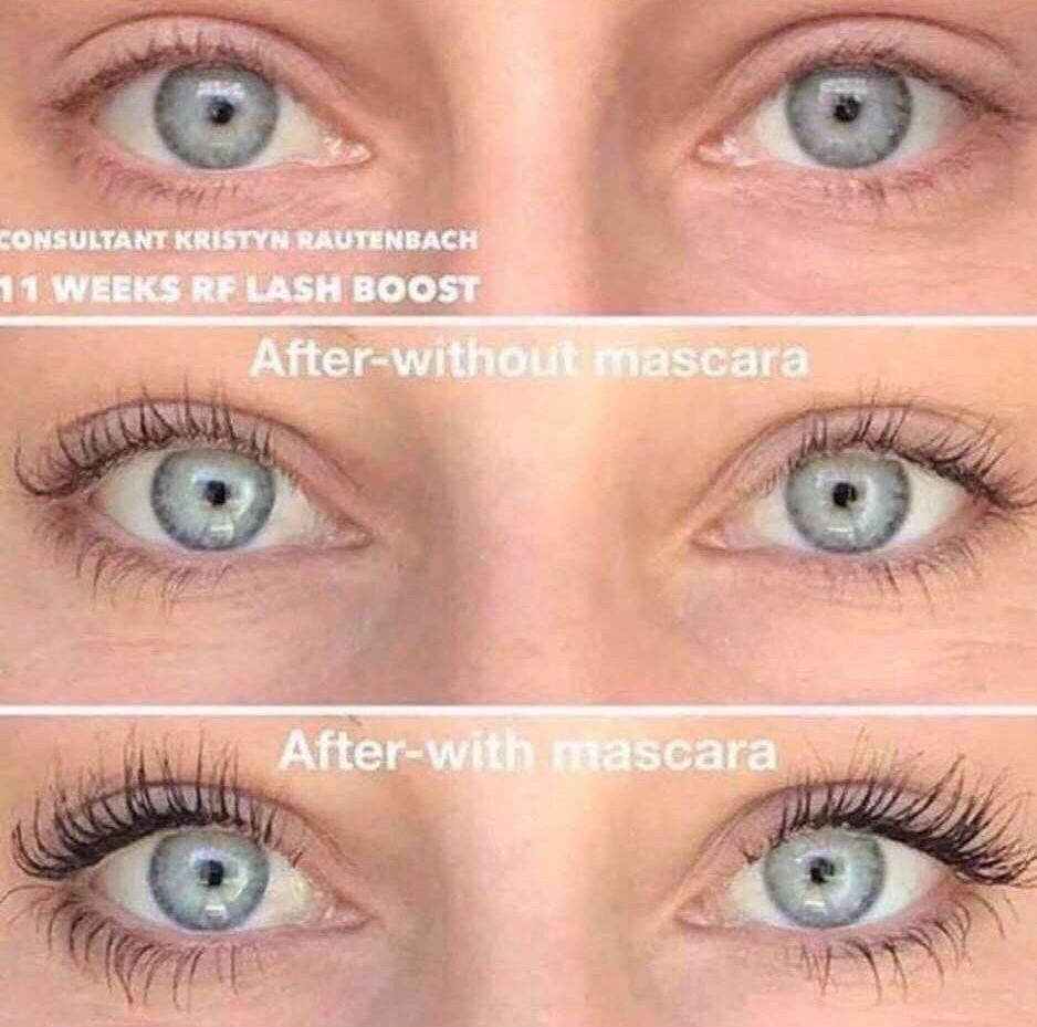 Longer, fuller lashes that are all YOURS