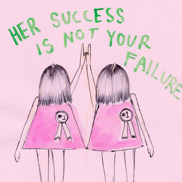 Her Success is Not Your Failure, by Ambivalently Yours