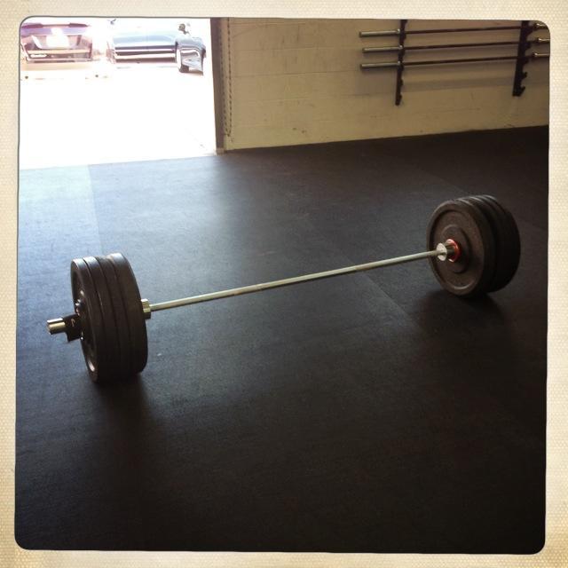 CrossFit: A Balancing Act