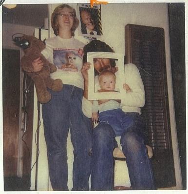 Family photo. 1986.