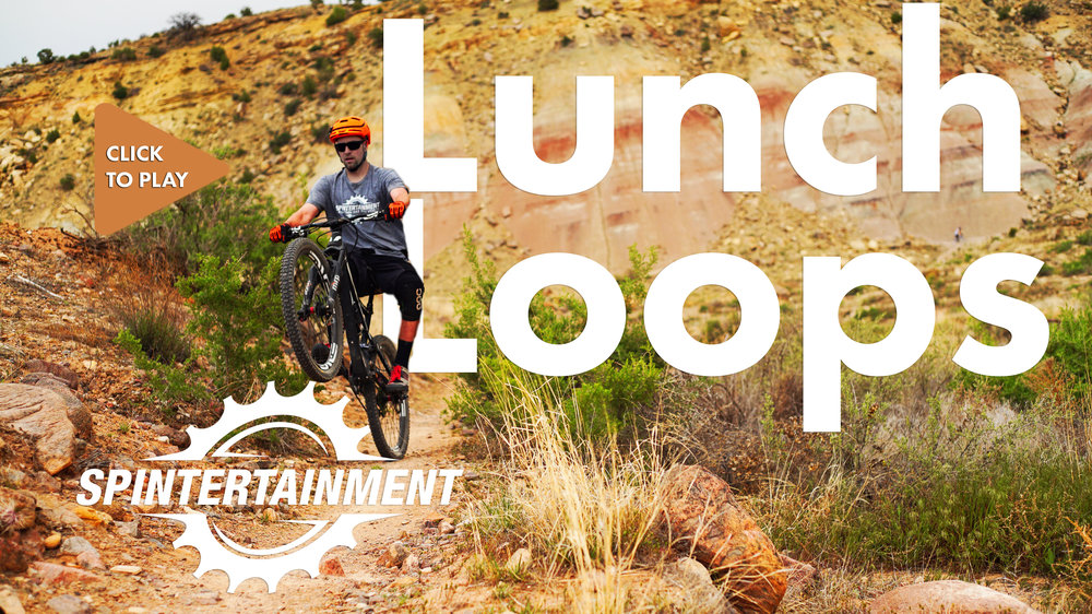 lunch loops 3rd person -