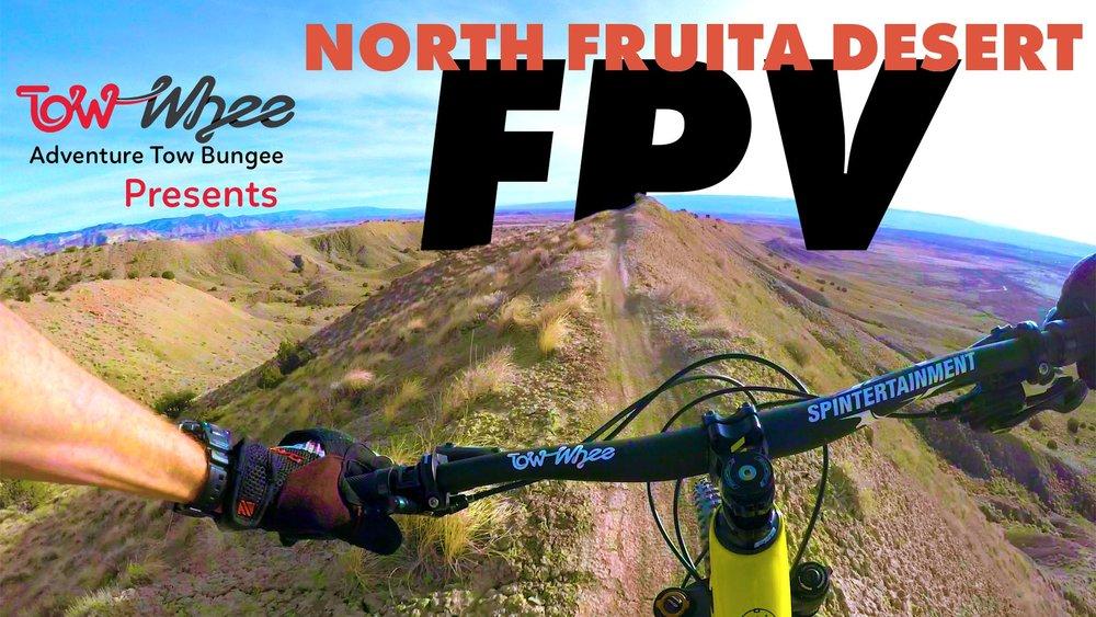 FRUITA 1st person view -