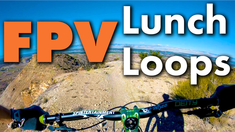 lunch loops 1st person -