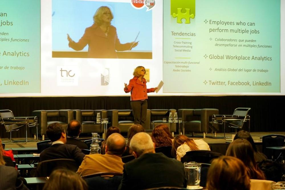 Chilean Conference for Contact Centers and Customer Service - Santiago, Chile, August 2014