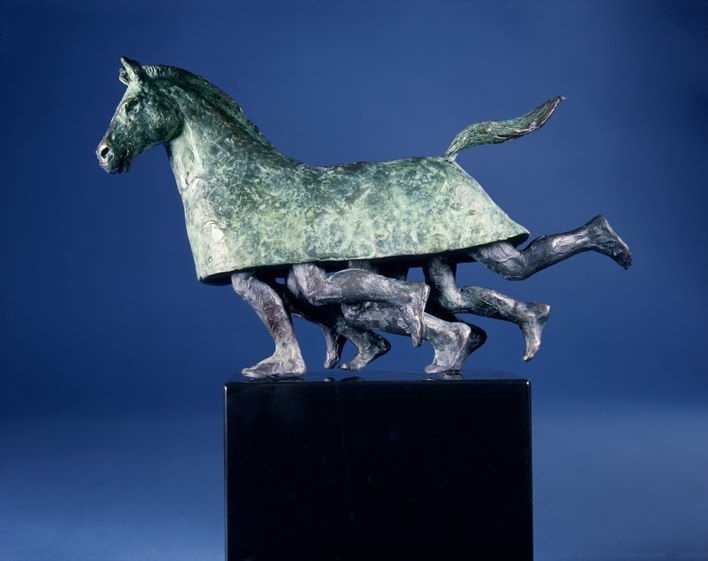 Small Trojan Horse