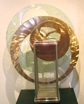 Bronze & Ice
