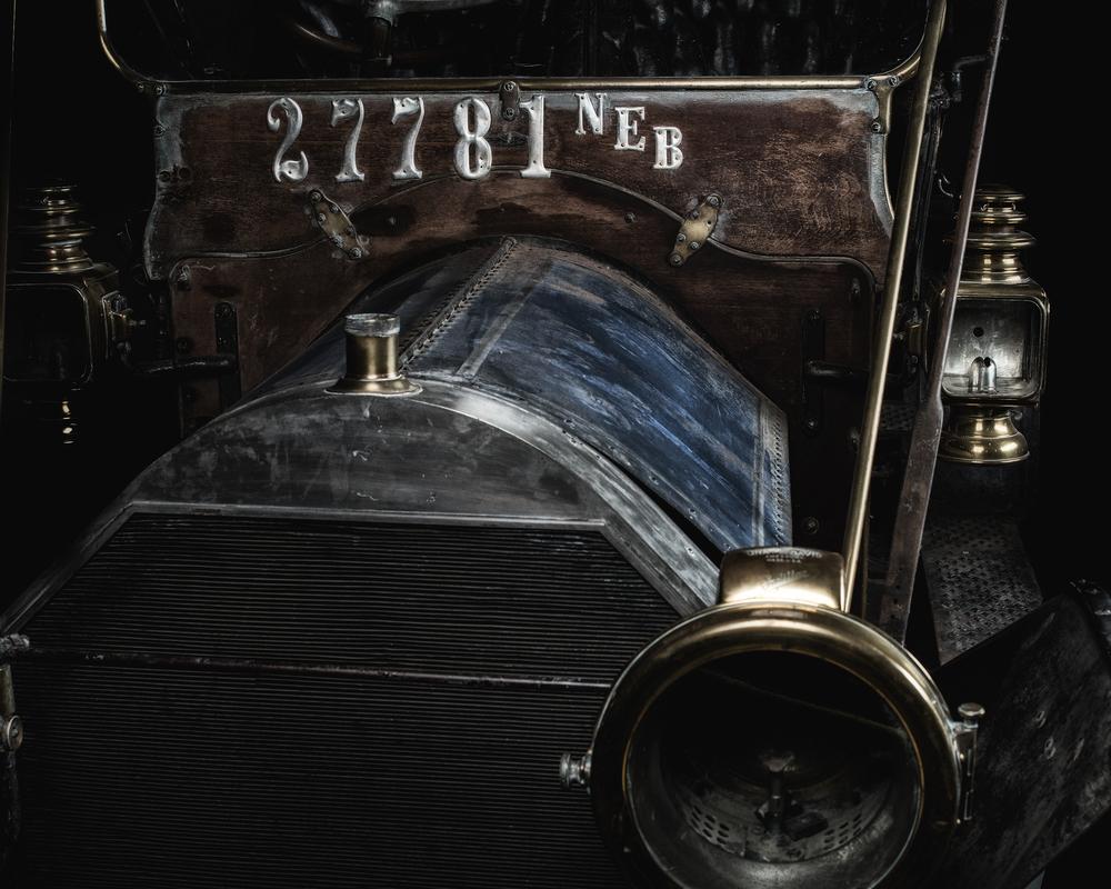 1910 Cadillac #1