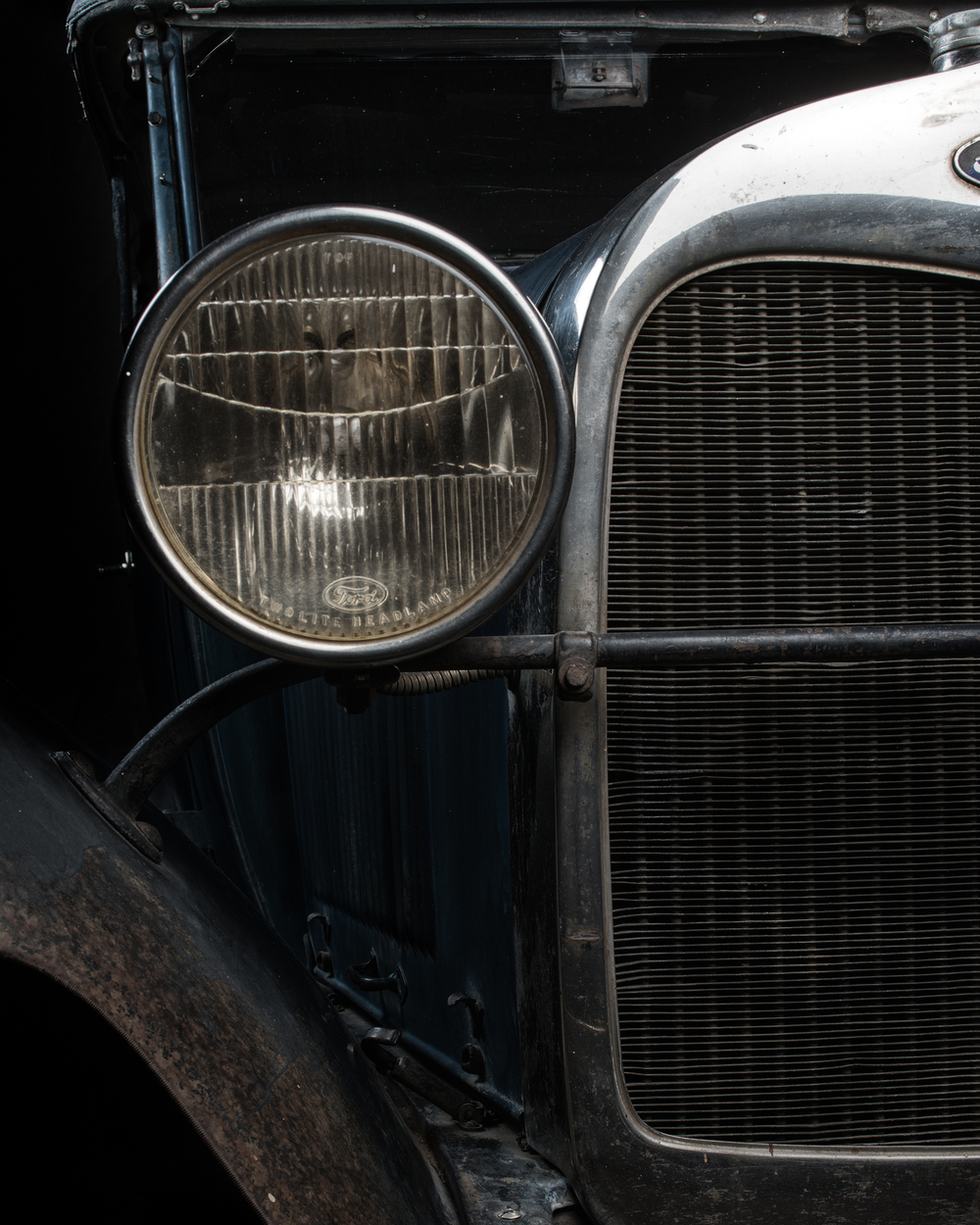 1929 Ford Model A #2