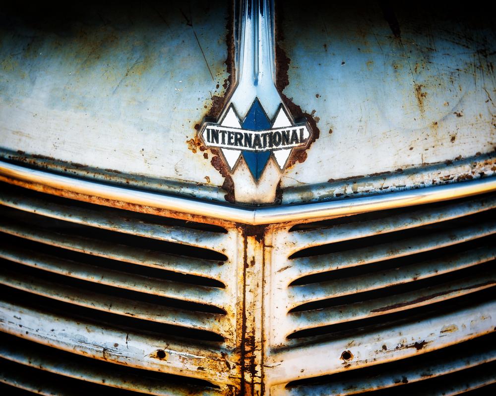 1940 International Truck #2