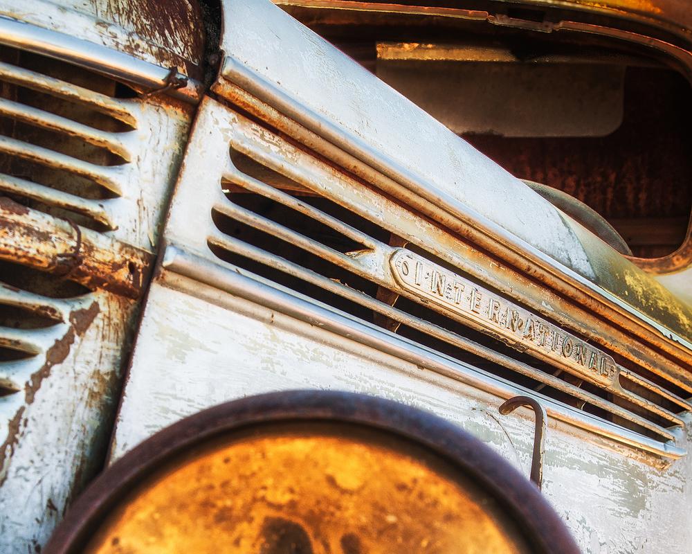1940 International Truck #3
