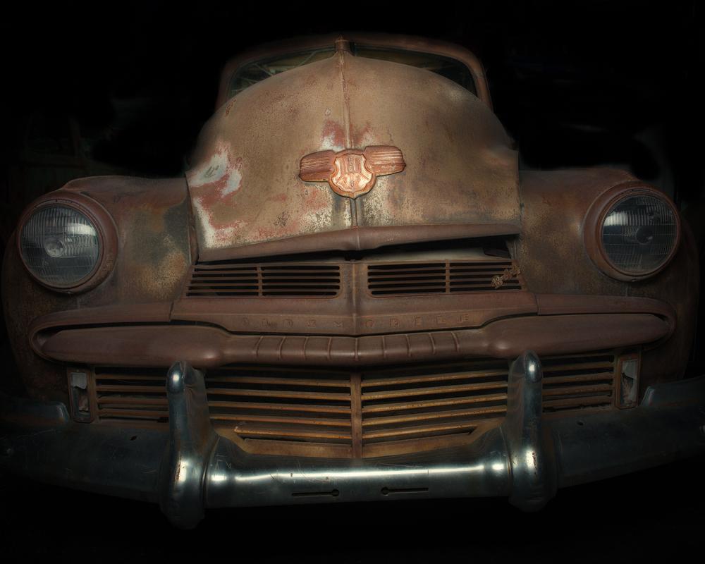 1942 Oldsmobile #2