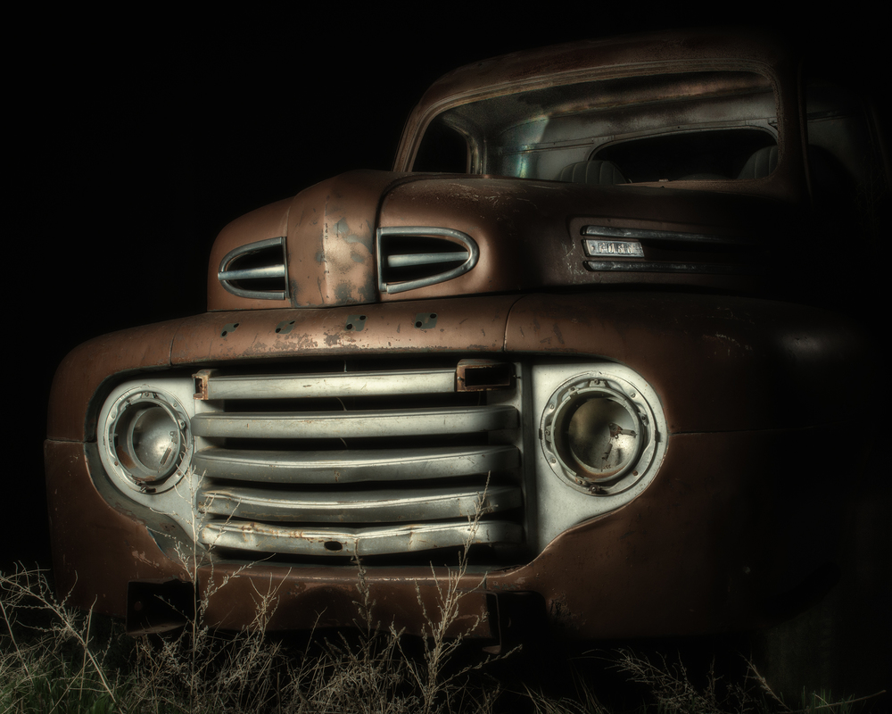 1950 Ford Pickup #2