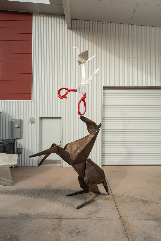 Balancing Act Monument