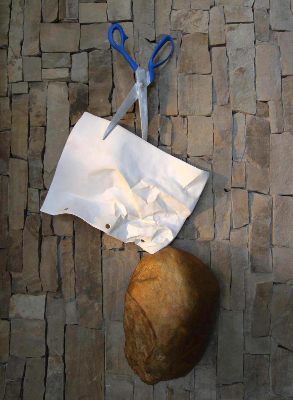 Rock, Paper, Scissors XII