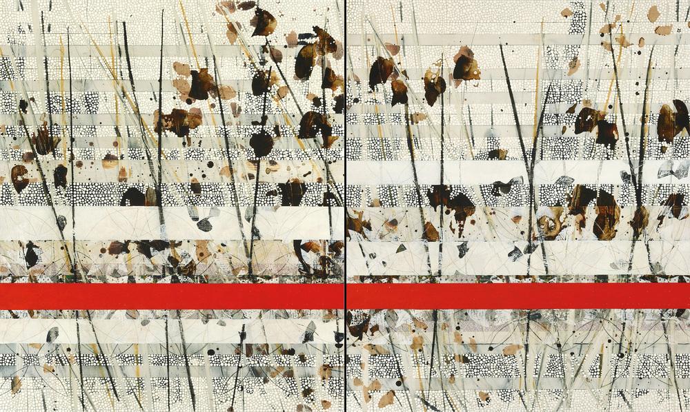 Grass, Slat & Pixel