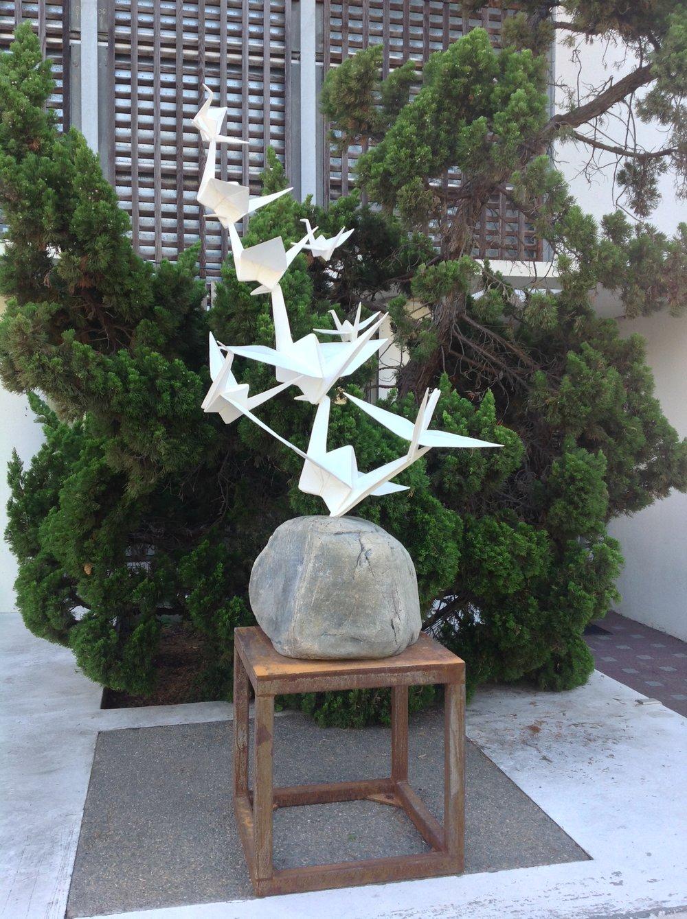 Rising Cranes
