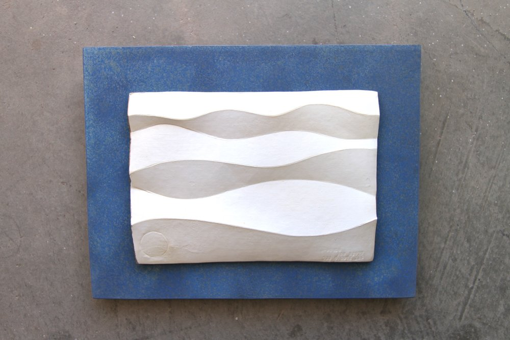 Light Waves II Maquette