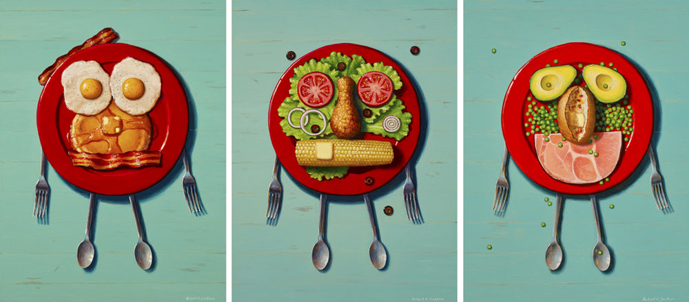 """""""Playing with My Food - Revisited"""""""