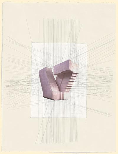 © Rachel Whiteread, <i>Stairs</i>, 2003