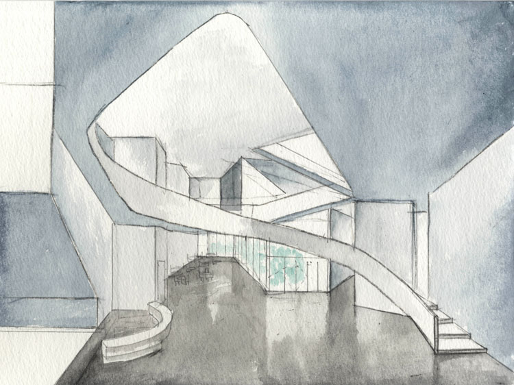 © Steven Holl. Courtesy Steven Holl Architects.