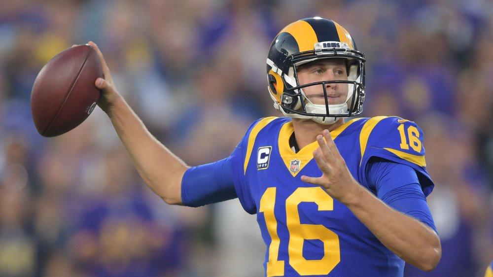 Super Bowl Los Angeles Rams