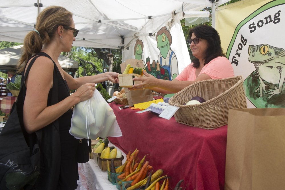 St Augustine Events Farmer's Market
