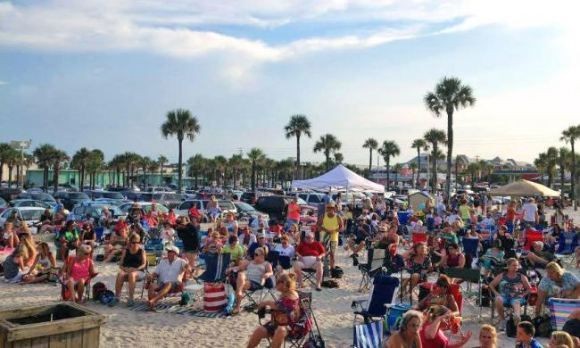 St. Augustine Events Music By the Sea