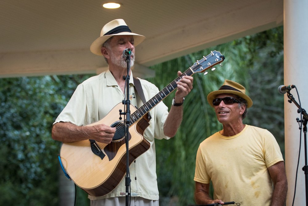 St. Augustine Events Concerts in the Plaza