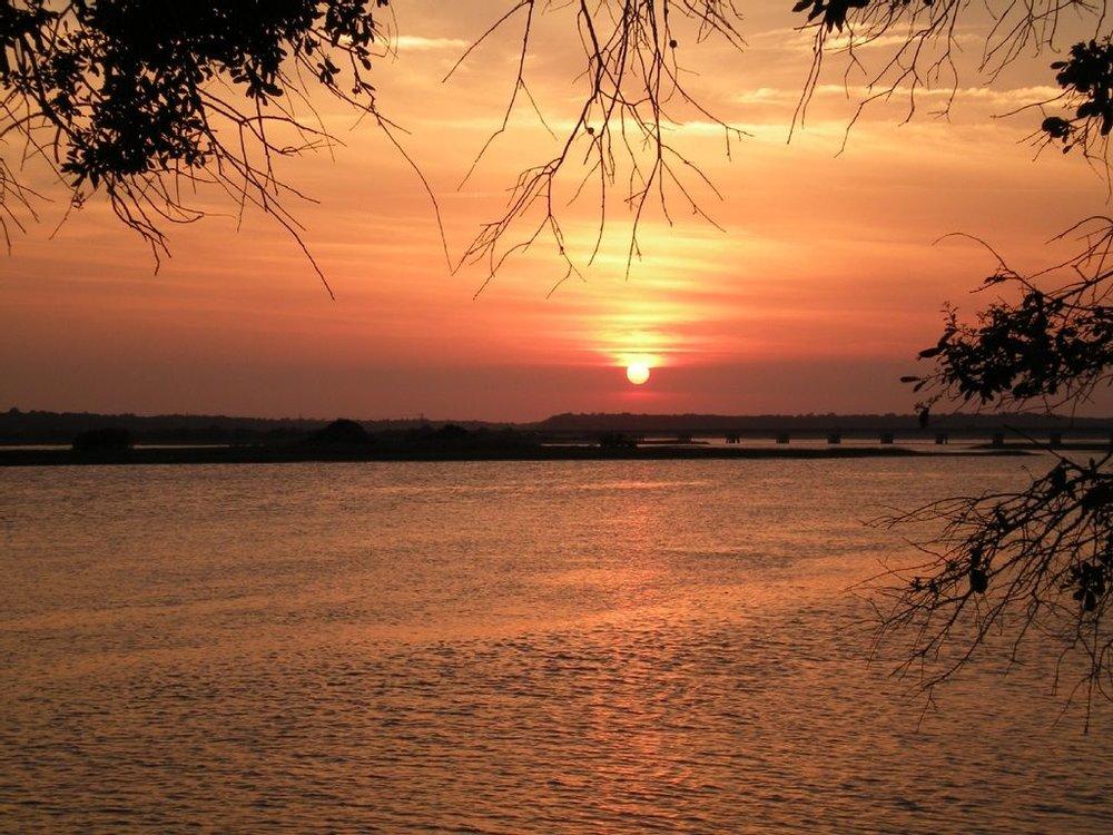 St. Augustine Events Sunset Dolphin Beach Walk