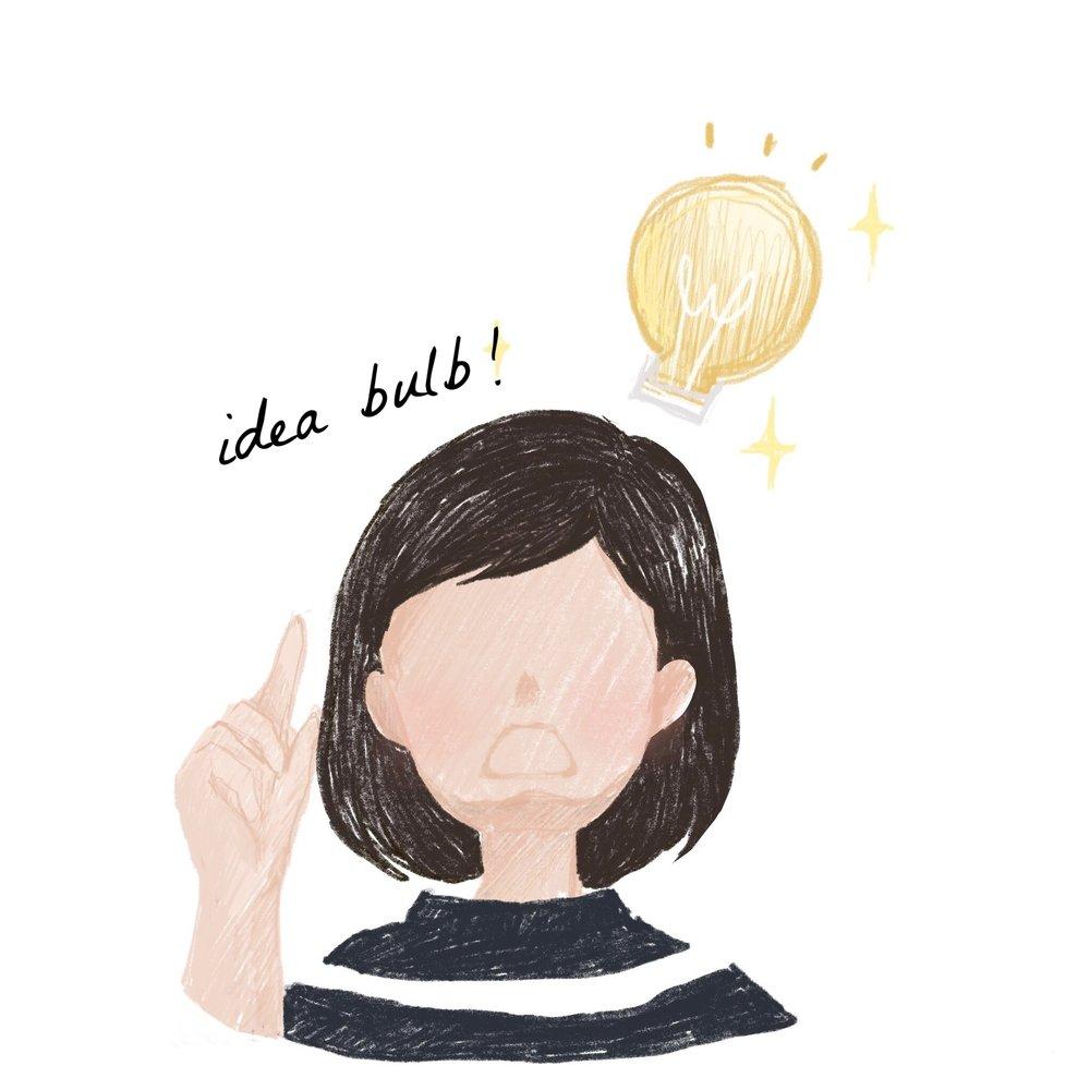 concept : Idea Bulb