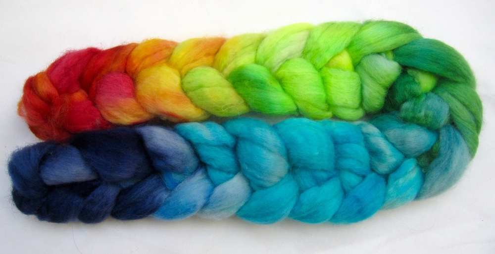 Quantum Dots, which will be available at EYF on some super soft Falkland merino