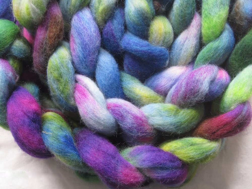 Anakinra, the August Lab Goddess Fibre Club colourway